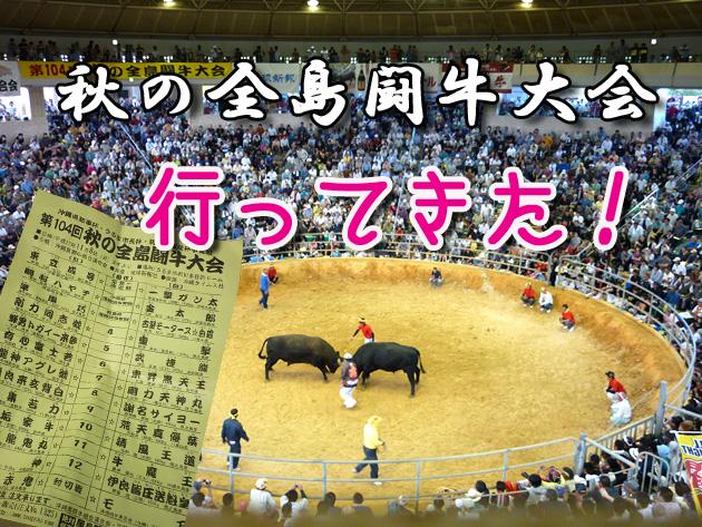 全島闘牛大会